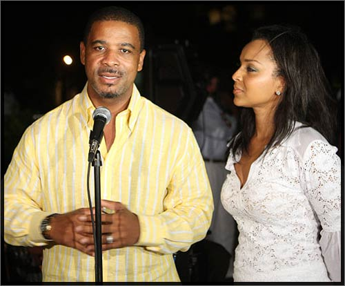 Rocsi dating lisa rayes ex husband