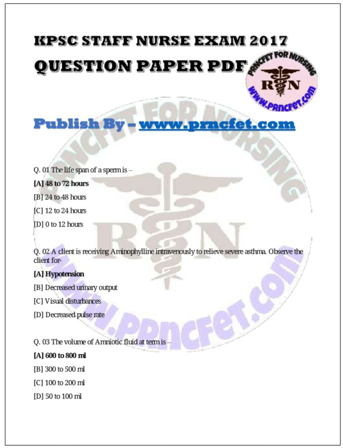 esic pharmacist exam model question paper pdf