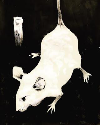 Hanging Rat by Taj Mattingly
