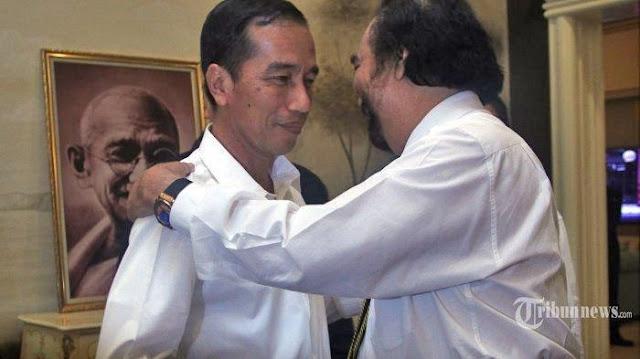 Bisa Rugikan Pemerintah, Jokowi Diminta Tindak Nasdem