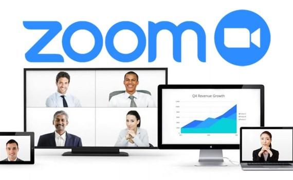 Zoom - A verdadeira aplicação para Vídeo Conferências