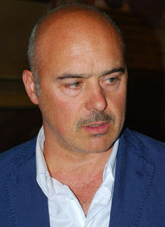 Luca Zingaretti plays Montalbano in the TV adaptations of the books