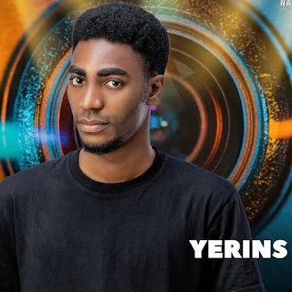 BBNaija: Yerins Became The First BBNaija Season 6 Housemate To Be Evicted From The House