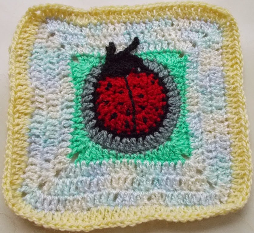 Sweet Nothings Crochet Really Cute Animal Granny Squares