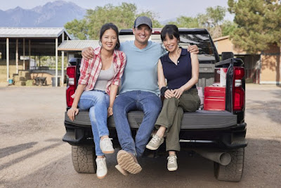 Hallmark focuses on Asians instead of the story in Sweet Pecan Summer