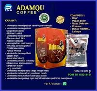 Adamqu Coffe Membantu Meningkatkan Stamina dan Kemampuan Seksual