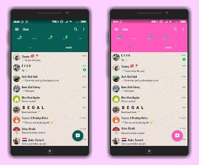 BBM Mod WhatsApp Apk 3.3.7.97 Clone Terbaru [WA]