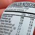 Consumo recuerda la importancia de leer las etiquetas de los alimentos al comprarlos