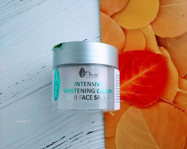 AVA Laboratorium, Whitening, крем для лица, уход за лицом, anti-age, day cream, spf15