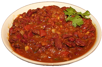 Masaaledar Gravywala Rajma urf Kidney Beans Vegetable Recipe