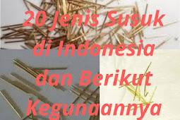20 Jenis Susuk di Indonesia dan Berikut Kegunaannya
