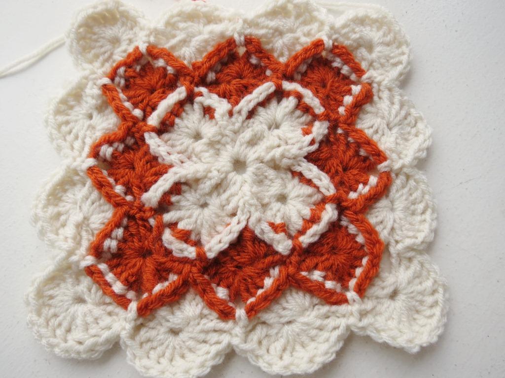 Sweet Bee Buzzings: Bavarian Crochet