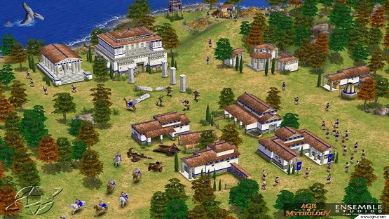 Age of Mythology Free Download Pc Game