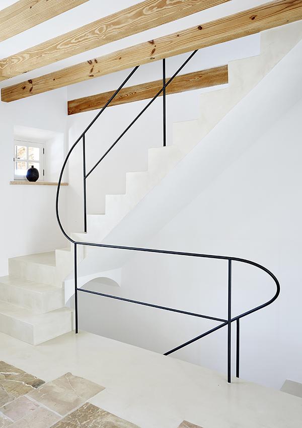 Fantástica escalera de Moredesign