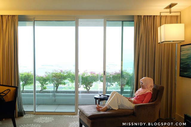 pengalaman menginap di marina bay sands hotel