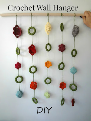Crochet Wall Hanger