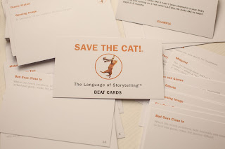 Save the Cat Story Cards