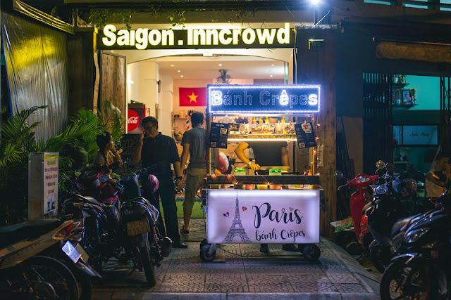 Nằm trên đường 3/2 Đề Thám, Phường Cô Giang, Quận 1, TP.HCM