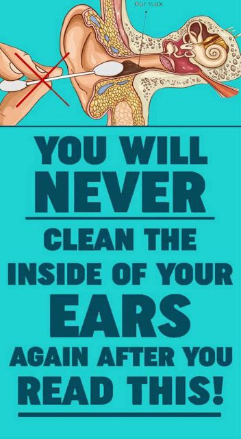 5 Things You Should Never Do To Your Ears