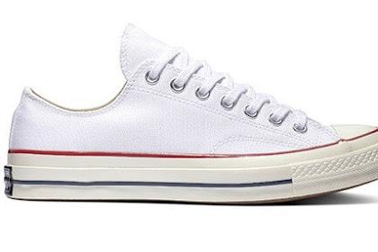 Macam-Macam Model dan Tipe Sepatu Converse