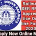 Railway SER RRC Apprentice Online Form 2020