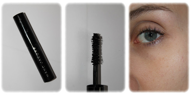 Swatch Mascara Velvet Noir Major Volume - Marc Jacobs