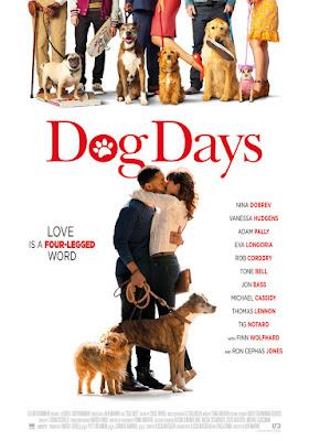 Dog Days [2018] [DVD R1] [Spanish]