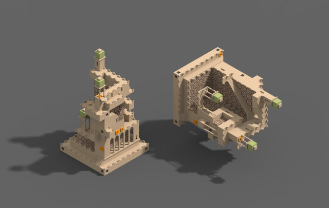 Rotate Tools in MagicaVoxel