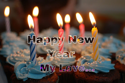 Happy New Year Greetings 2020 for wife free Download