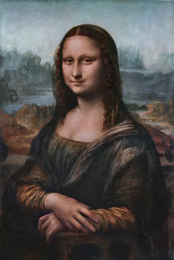 What Is The Secret Of The Mona Lisa ?