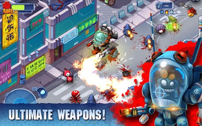 Monster Shooter 2 : back to earth armv7 only (apk + data