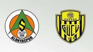 Aytemiz Alanyaspor - Ankaragücü Canli Maç İzle 19 Ağustos 2018