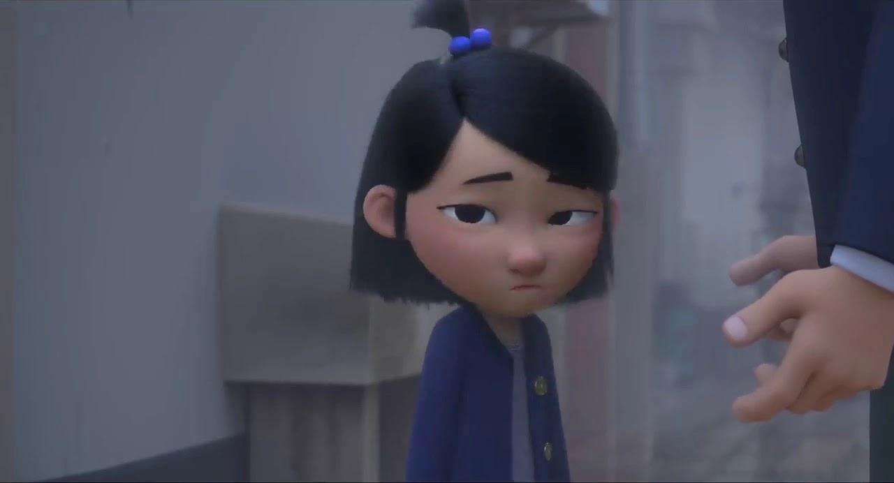 Wish Dragon (2021) Movie Characters