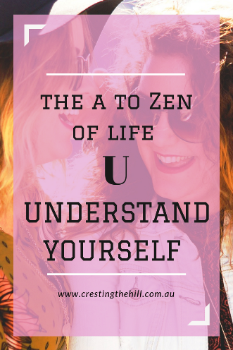 #AtoZChallenge - 2018 and U for Understand yourself in order to better understand others