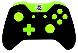 modded controllers xbox one mod controllers xbox one green out