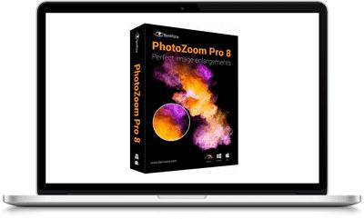 Benvista PhotoZoom Pro 8.0.6 Full Version