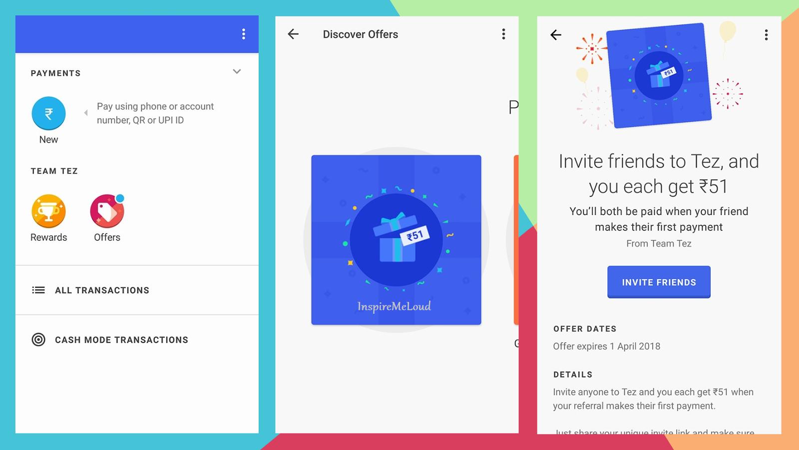 Google Tez Payment App Se Paise Kaise Kamaye