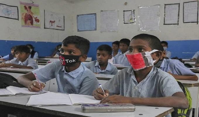 12वीं तक स्कूलों को खोलने की तैयारी, 51 फीसद अभिभावकों की मिली सहमति