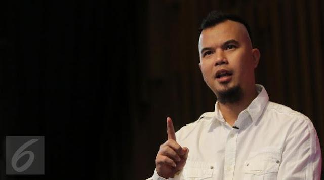 Ahmad Dhani: Makan Babi itu Halal Kalau Babinya Bersih dan dimakan dengan niat yang agung