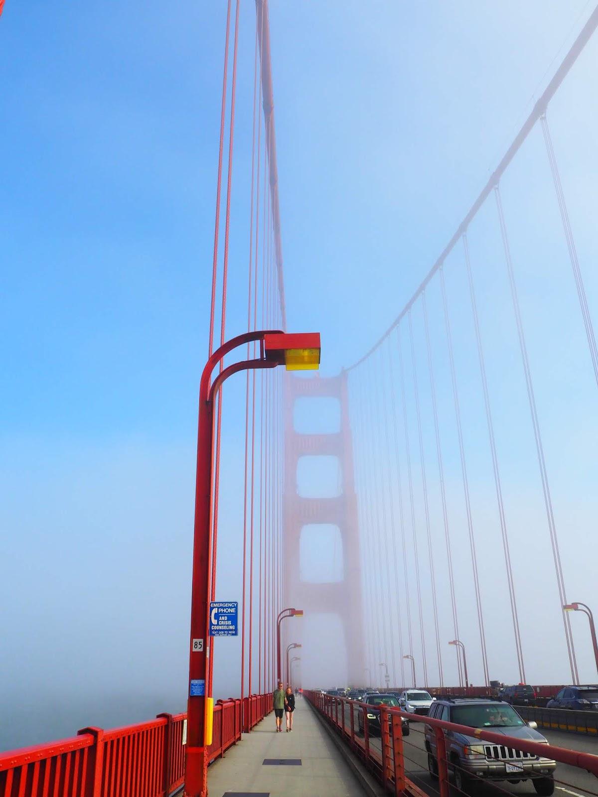 San Francisco Travel Diary
