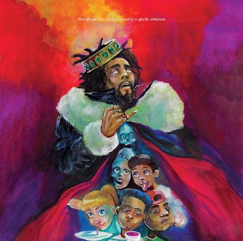 NEW ALBUM: KIDS ON DRUGS (KOD) - J COLE