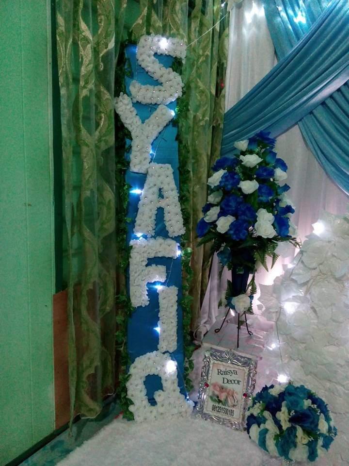 Jasa Vendor Dekorasi Bunga Pelaminan 033