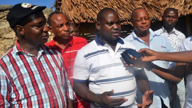 Former Kaloleni MP Chea Gunga Mwinga photo