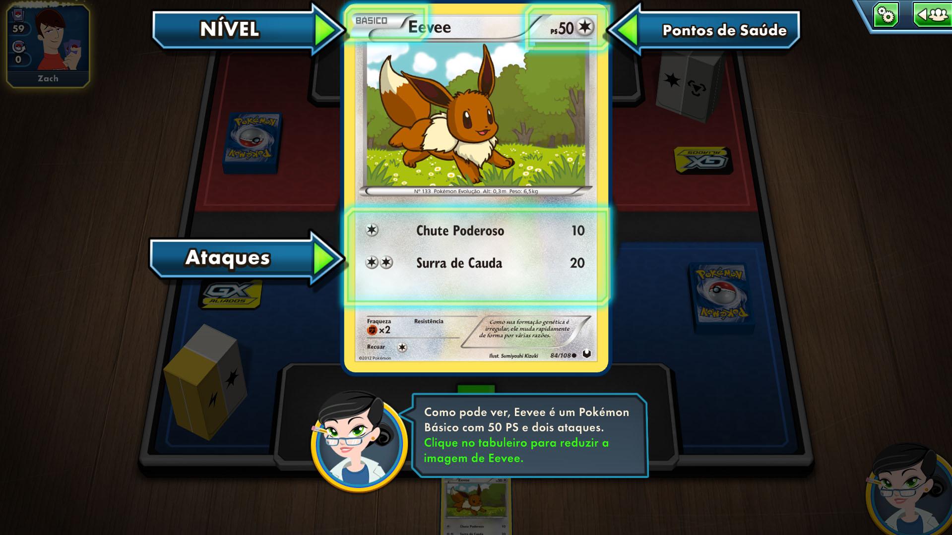 Pokémon TCG Online - Tutorial
