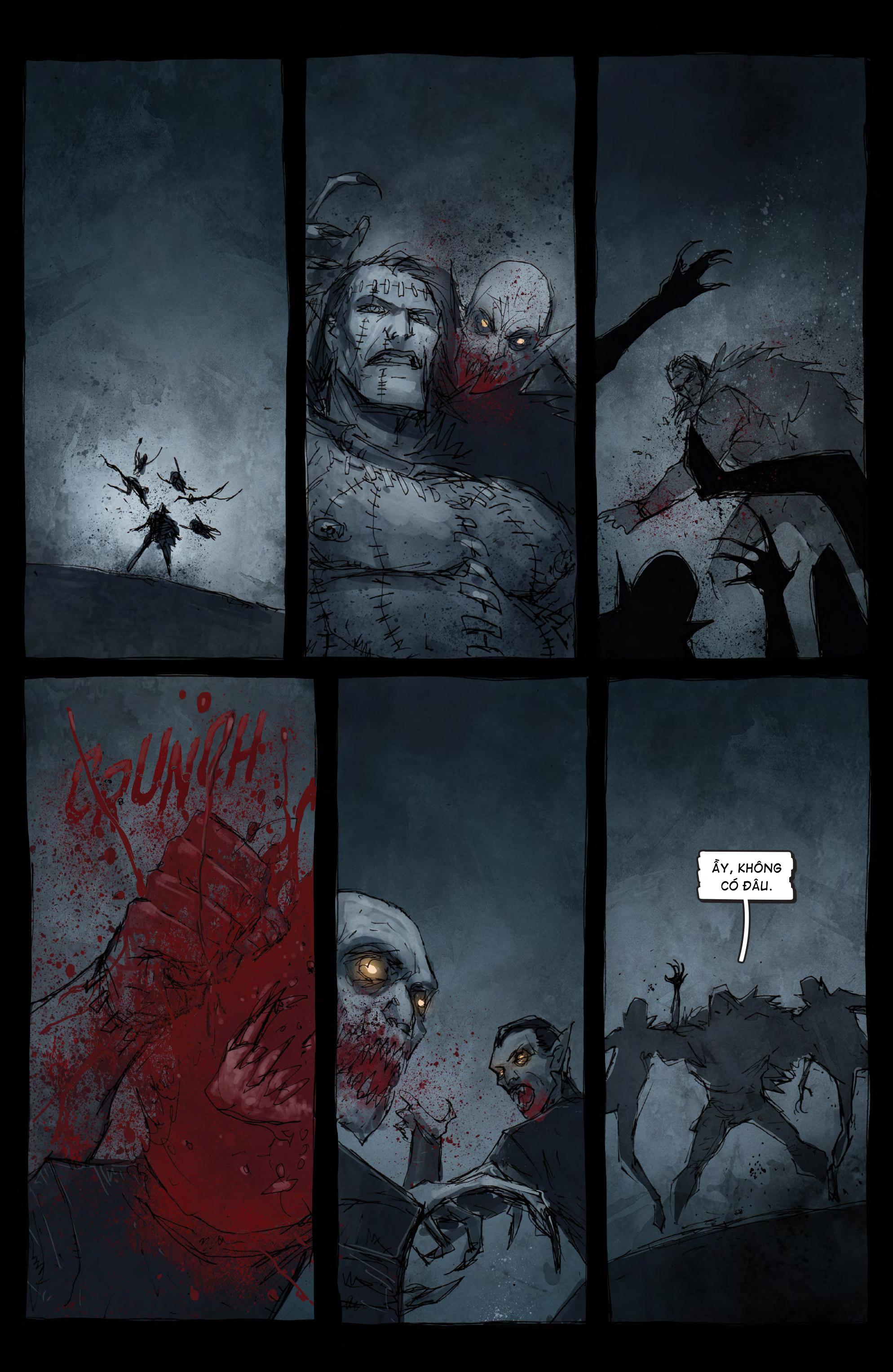 Broken Moon chương 3 trang 19