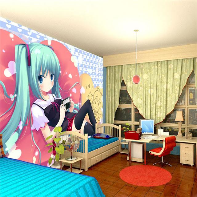 dormitorios tem tica anime decoracin del hogar diseo de with disear dormitorio juvenil