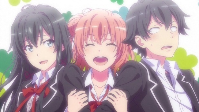 Light Novel OreGairu