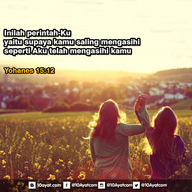 Yohanes 15:12