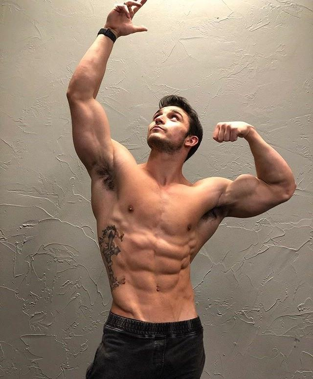 strong-sexy-masculine-bare-chest-male-bodybuilder-huge-swole-biceps-flex