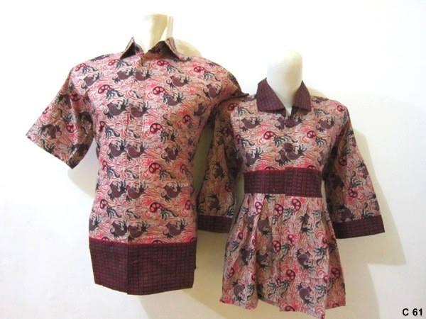 Contoh Baju Batik Guru Modern. Masih seputar model baju batik guru modis  kali ini lebih bergaya ... 46a0b26e2a
